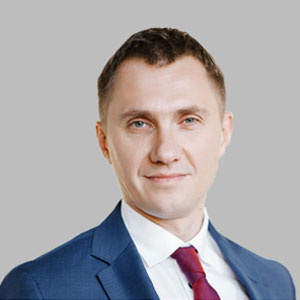 Dmytro Syrota - Partner Zarządzający