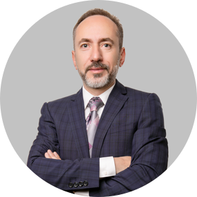 Felix Aronovich, partner of SDM Partners Law Firm
