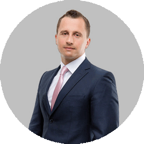 Lawyer Serhiy Dzis