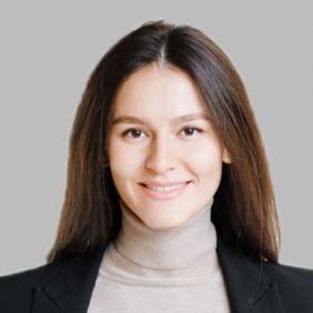 Крістіна Василькова, маркетинг директор