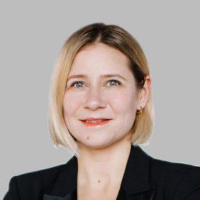 Мирослава Шкуліпа, директор з розвитку бізнесу