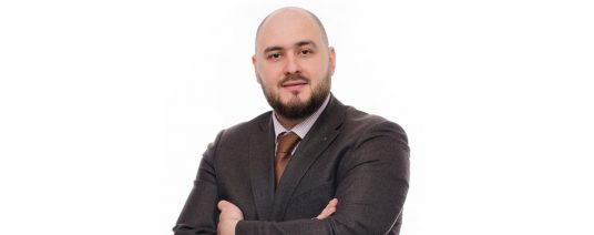 Yuri Rudenko is the new partner of SDM Partners