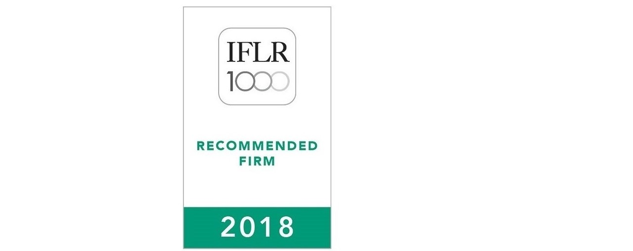 IFLR1000 Financial and Corporate 2018 Recommends SDM Partners in Ukraine