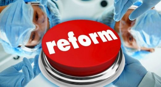Healthcare reform in Ukraine