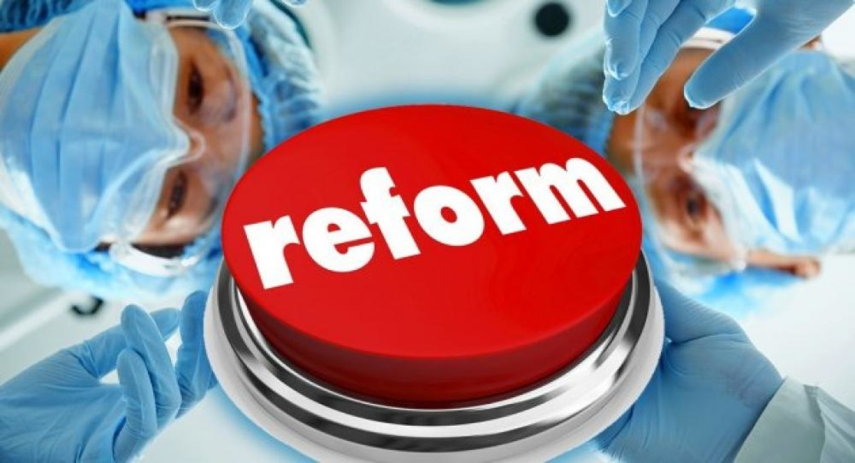 Healthcare reform in Ukraine