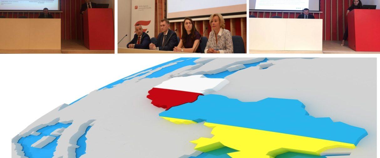 Дмитро Сирота став спікером семінару у Варшаві, присвяченому досягненню успіху в економічних контактах з Україною