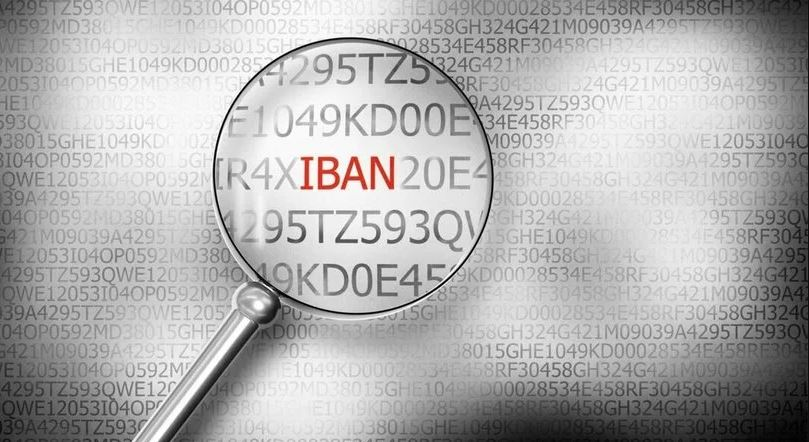 From August, Bank Transfers will Be Carried Out According to IBAN Standard