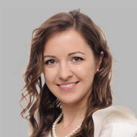 Олександра Місяць, старший радник